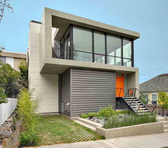 20 Of The Most Gorgeous Minimalist Homes Small House Design Architecture Minimalist House Design Modern Exterior