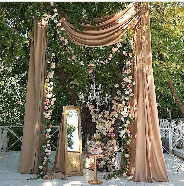 Outside Wedding Ceremony Decorations: Outside Ceremony Decor