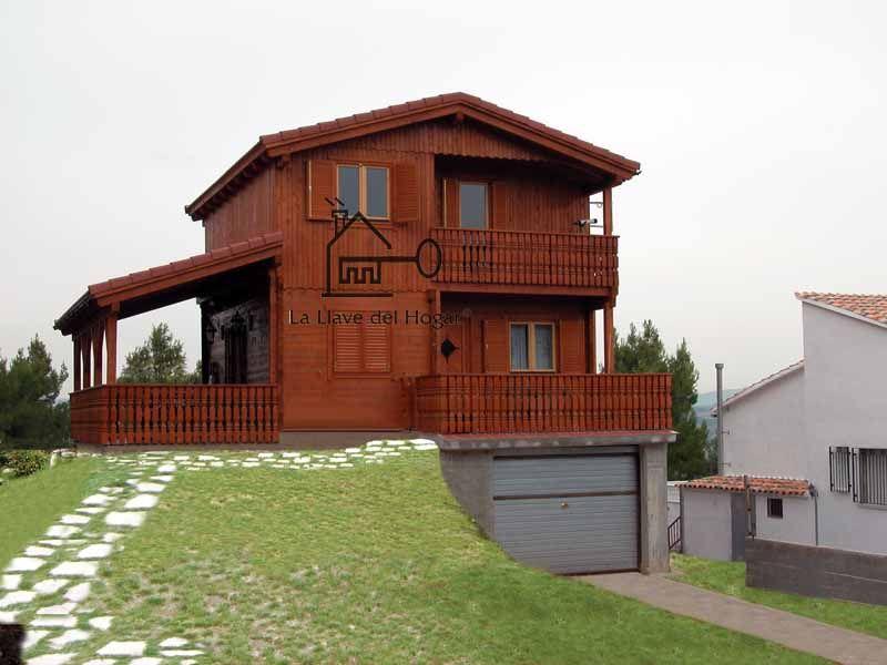 Casas en terrenos inclinados buscar con google casas - Terreno con casa ...