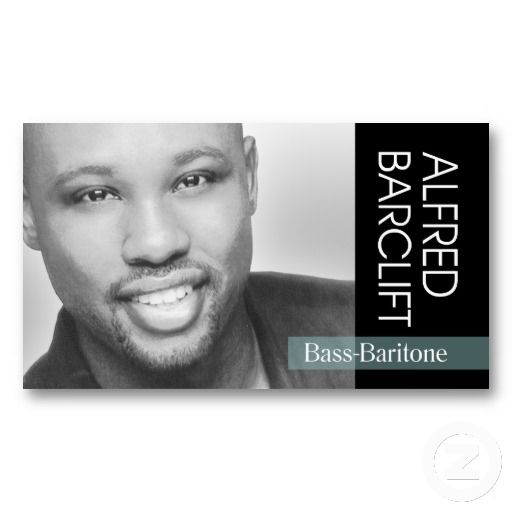 singer headshot for vocalist musician business cards branding me