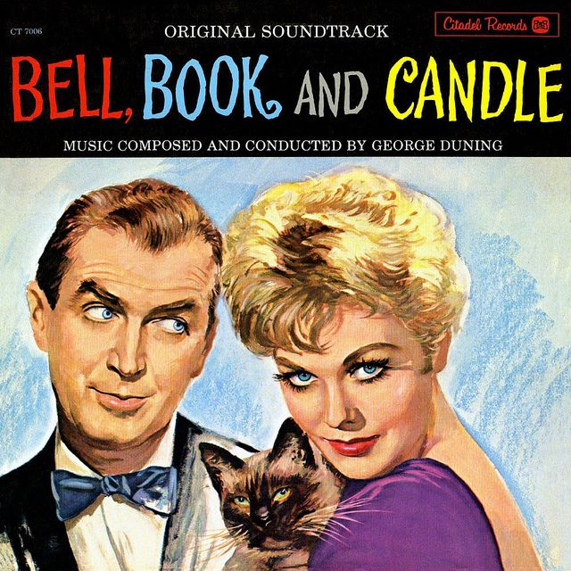 that movie. Duning Bell Book And Candle by LP