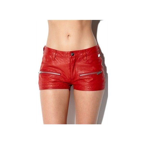 Kenza Shorts ($180) via Polyvore