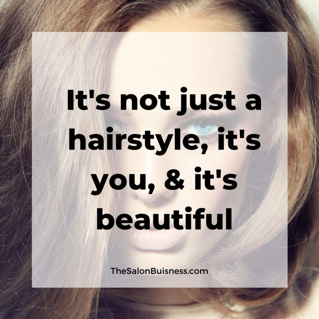 147 Best Hair Quotes & Sayings for Instagram Captions ...