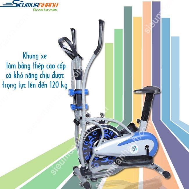 ững mẫu xe đạp tập hỗ trợ tập toàn thân rất hiệu quả và rất được ưa chuộng.