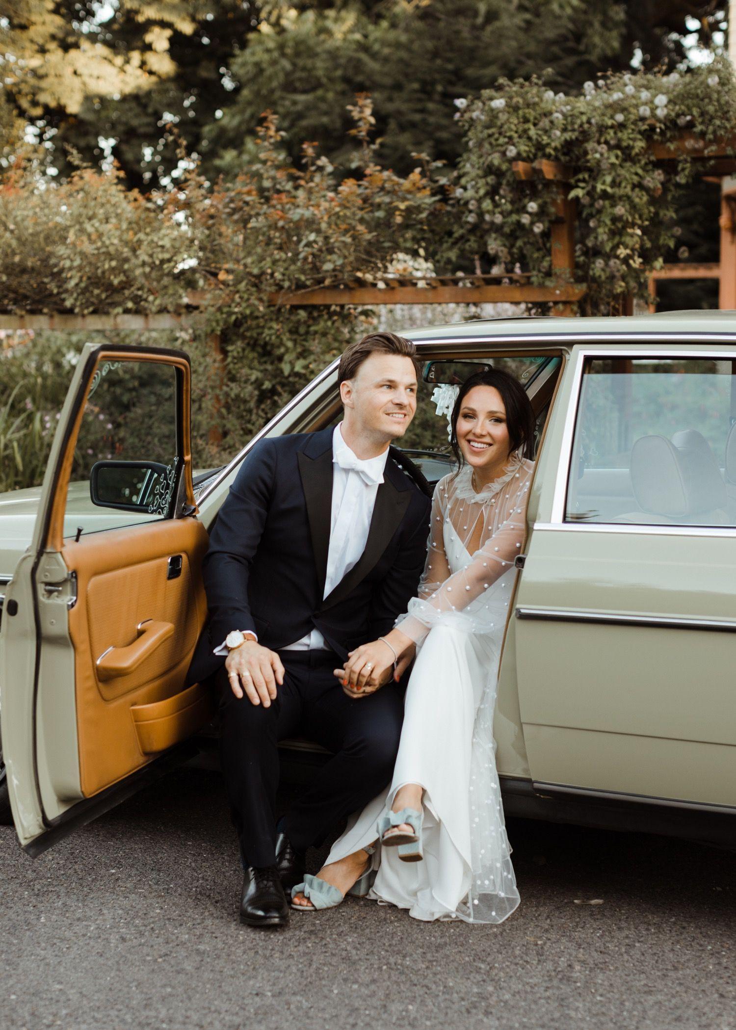 Backyard Wedding Attire
