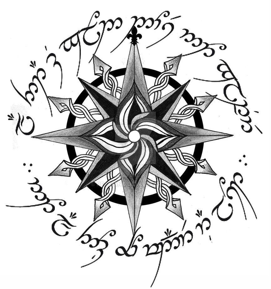403 Forbidden Nautical Compass Tattoo Compass Tattoo Compass Tattoo Men