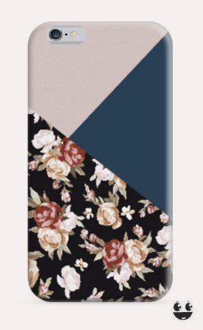 iPhone Case iPhone 4 Case & iPhone 4S, Case iphone 5 Case & iPhone 5S Case, iPhone 5C Case, iPhone 6 Case & iPhone 6, Plus  floral geometric Pattern