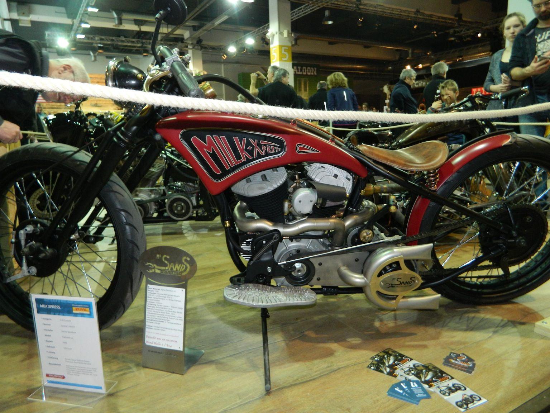 @ the Swiss Moto - Swiss Custom Fair 2015 in Zürich