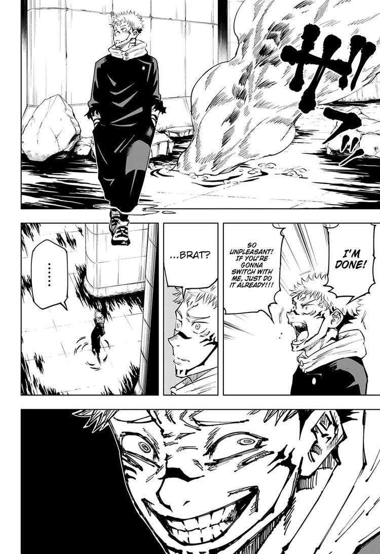 Pin by UniKittyz on manga wall in 2020 Jujutsu, Anime