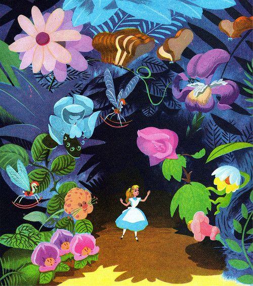 owls love tea Garden of talking live flowers by starberryshyne on