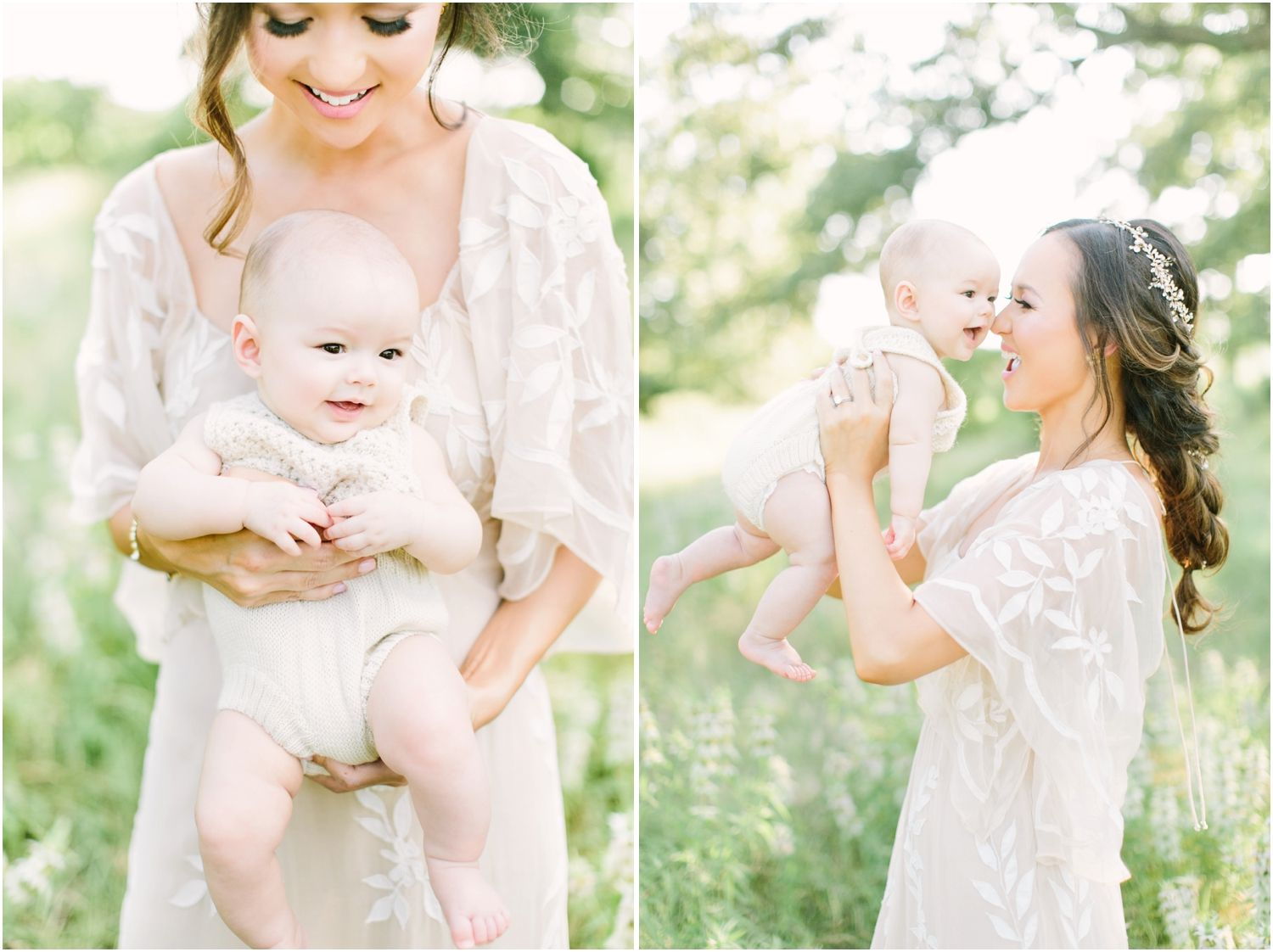 Mommy and Me Session / Dallas Fort Worth Family Photographer