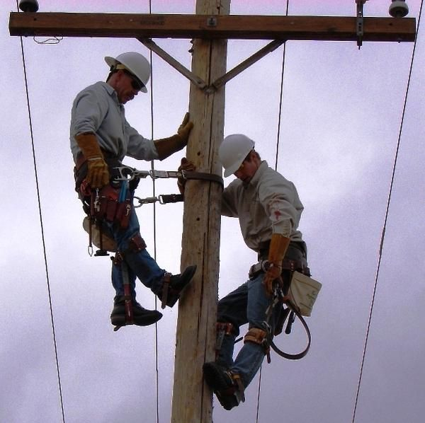 Old Power Lineman | Pin by Nancy Edwards on POWER TO THE LINEMAN | Pinterest