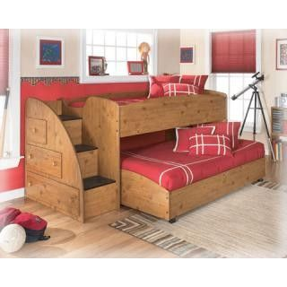 Stages Twin Loft Bed Group - Cribs to College Bedrooms   Baby ...