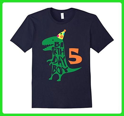 Mens Birthday Boy 5 T Shirt