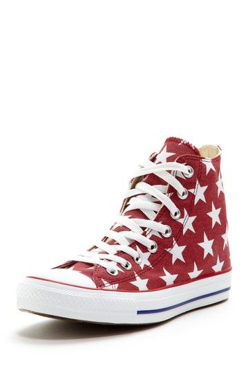 7998a1471510 Printed High Top Star Sneaker by Converse