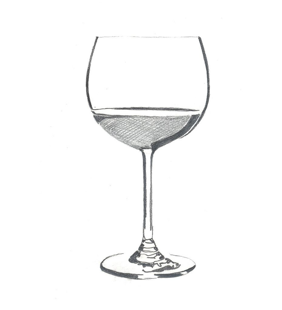 draw a wine glass google search learn to draw pinterest