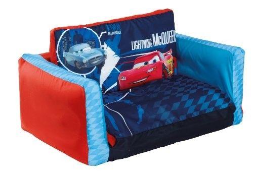 Disney Cars 2 Inflatable Flip Out Sofa Sofas Kids Kids
