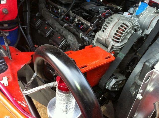 5 7 Hemi York Compressor Mount Dodge Power Wagon Jeep Air