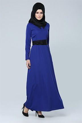 Siyah Kruvaze Yaka Payetli Kadife Elbise Elbise Moda Stilleri Kadife
