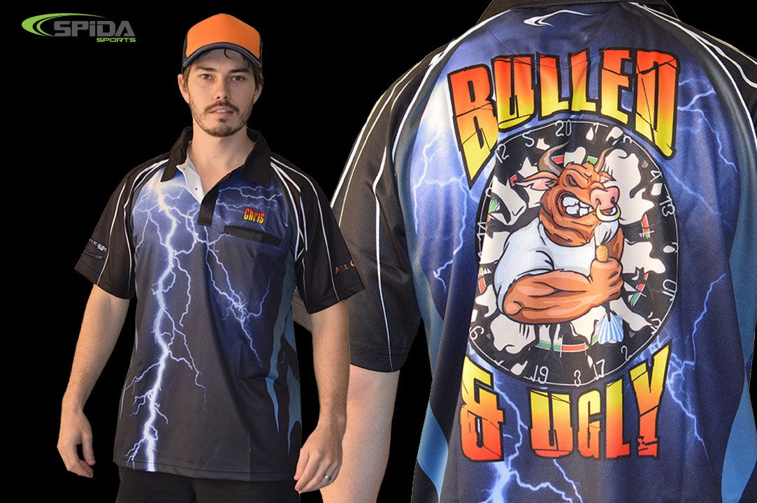 Get customised darts shirts for you and your team http://www.spidasports.com.au/darts-shirts/