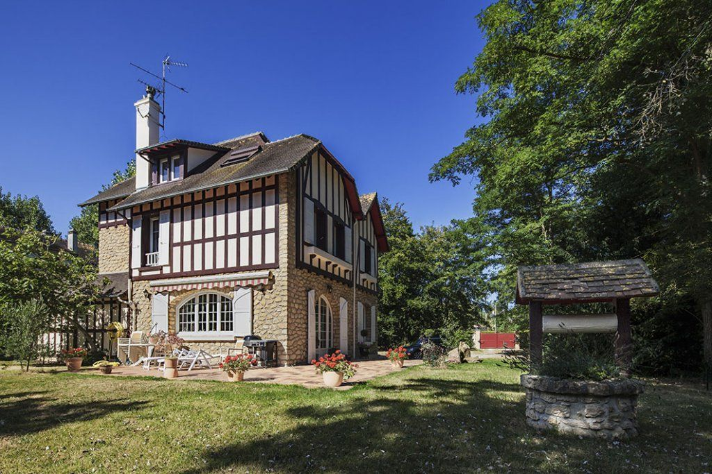 Tres belle maison style normand de 210 m sur jardin de 1700 m rdc double s jour en l tr s - Tres belle cuisine equipee ...