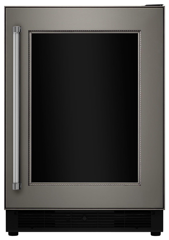 Kitchenaid 14bottle beverage center panelready