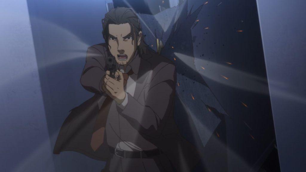 Cop Craft Official Anime Screenshot Manga Tokyo Anime Art In