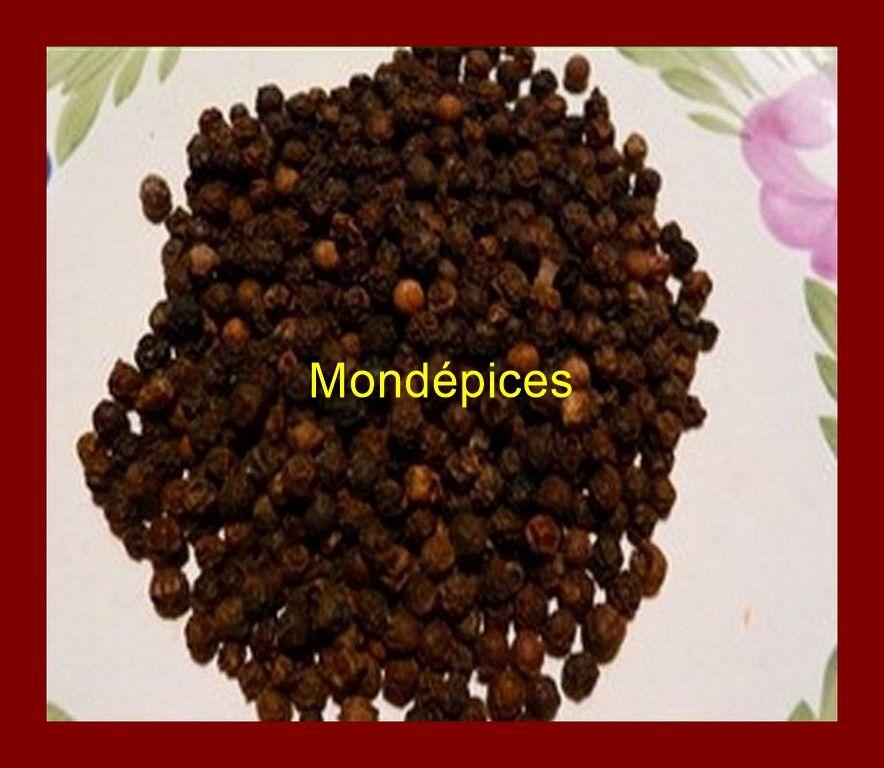 Poivre de Madagascar http://www.mondepices.com/les-poivres/les-poivres-en-grains/poivre-de-madagascar-grains-25-g.html
