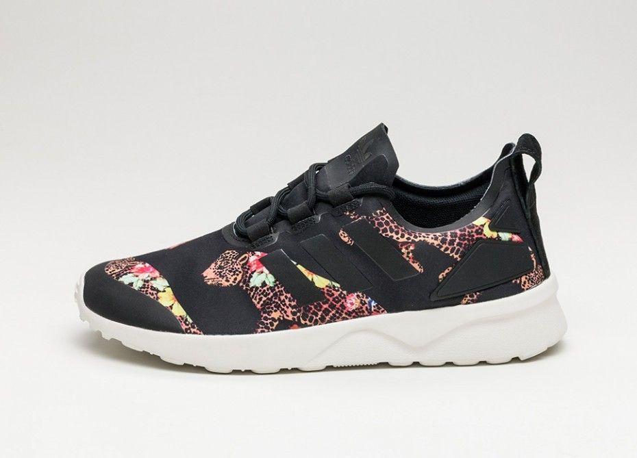 adidas zx mujer negras