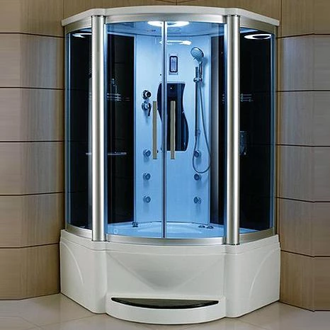 Mesa Ws 600p Steam Shower With Jetted Tub 55 L X 55 W X 87 H