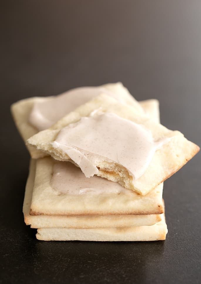 Photo of Gluten Free Pop Tarts style   Homemade Toaster Pastries