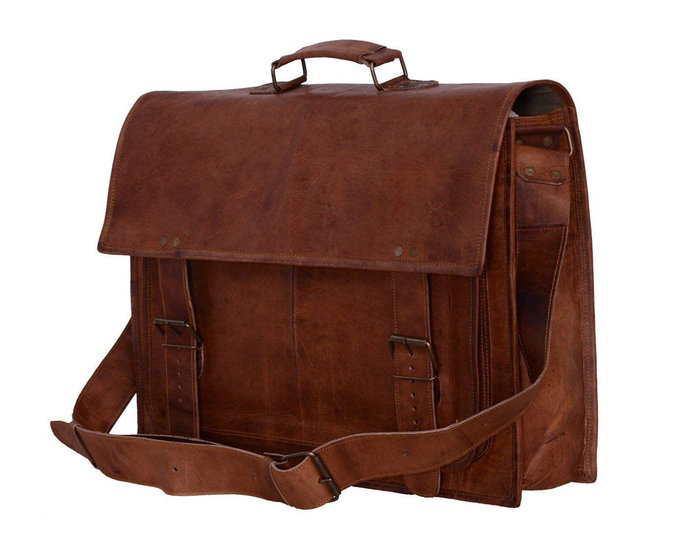 fde99cfa2048 Messenger #Bag Komal's Passion Leather 16