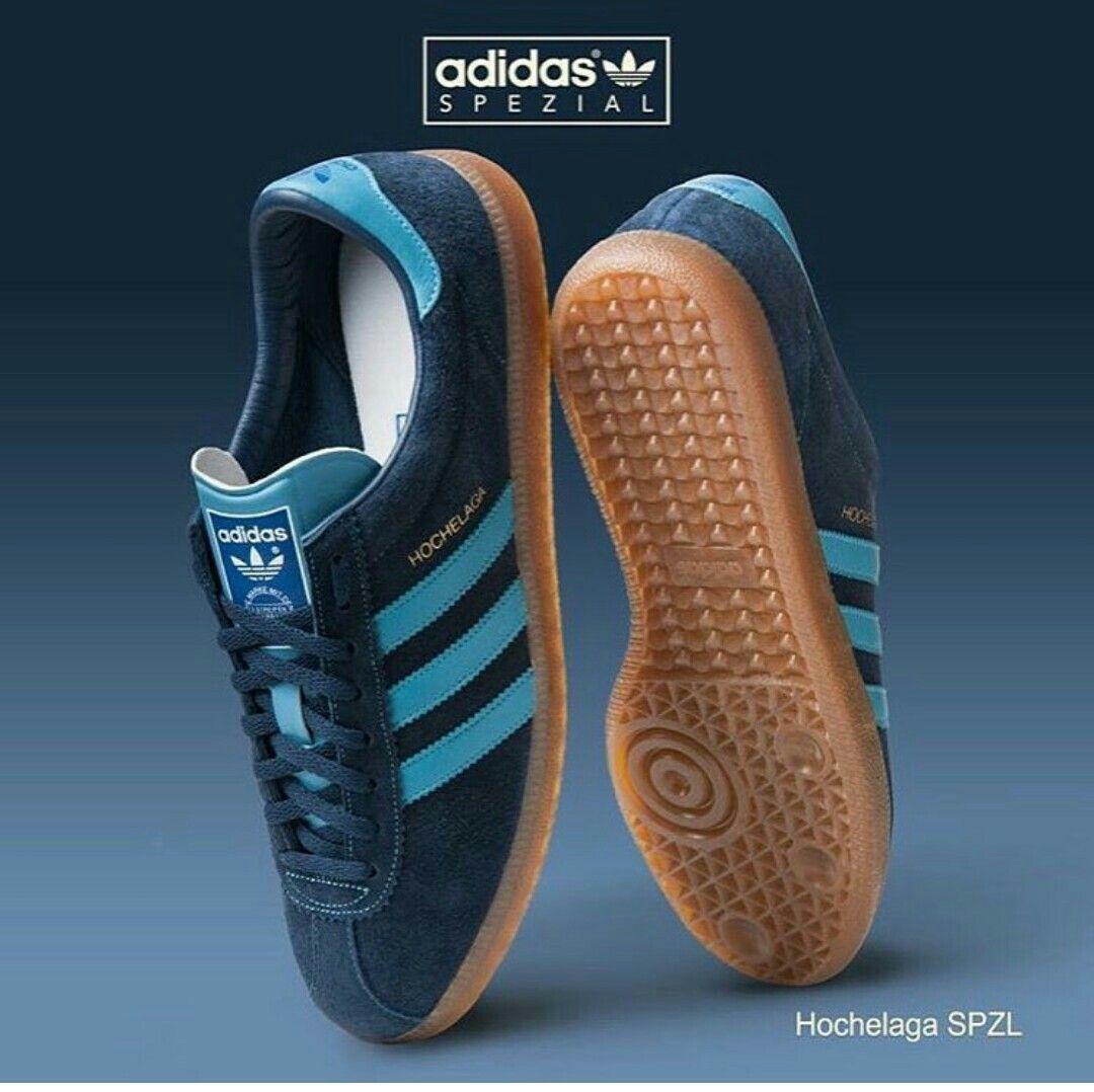Adidas SS16 Hochelaga SPZL | Shoe advertising, Sneakers