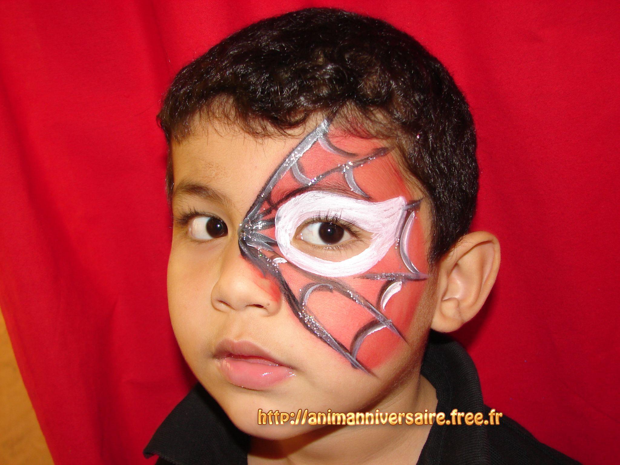 Pingl par rosalie g rard sur maquillage kermesse enfants - Modele maquillage princesse ...