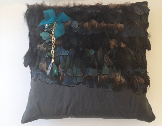 Decorative Designer Pillow to update your man by fresheyedesign, $38.00