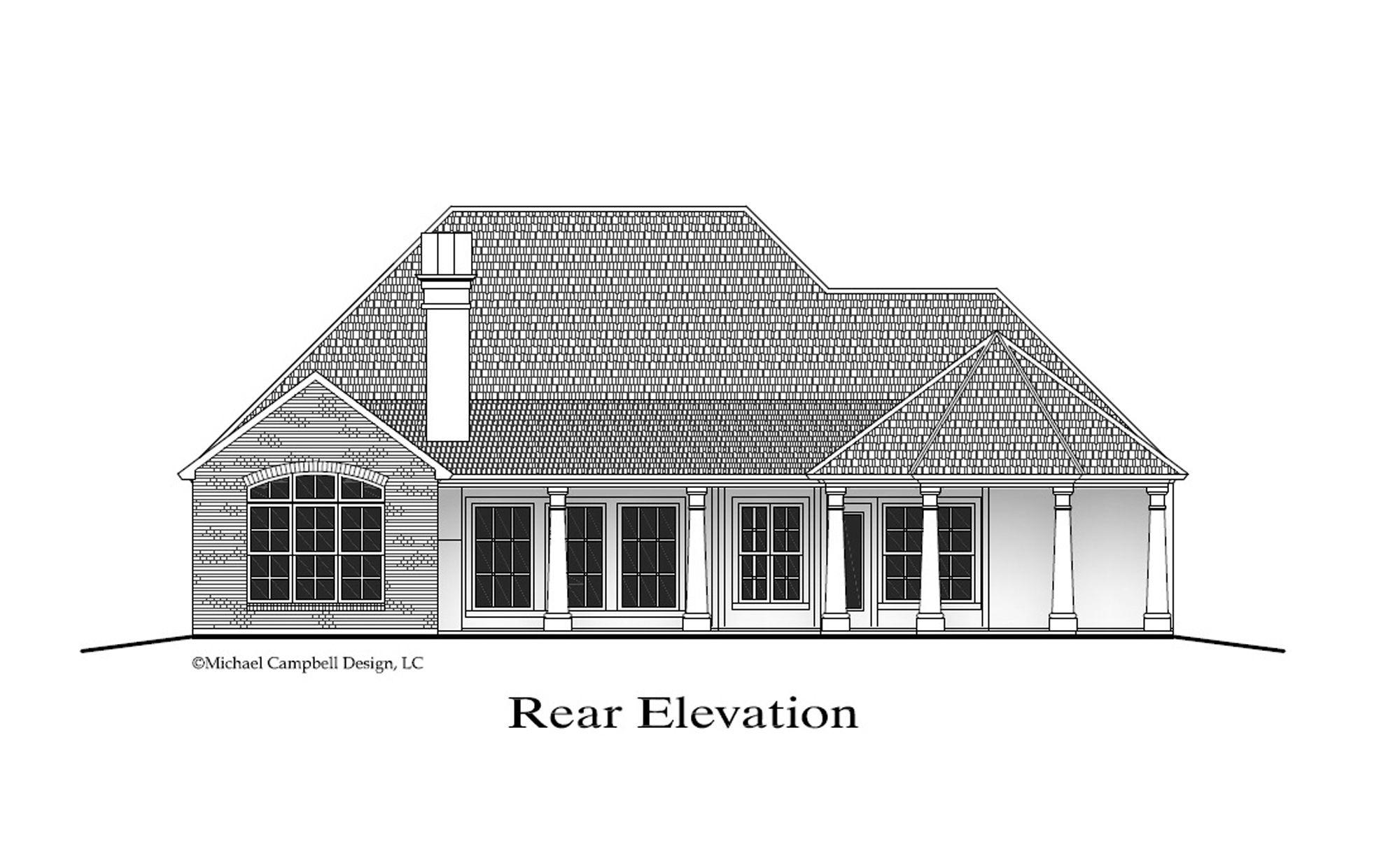 Plan 2810 65 – Michael Campbell Design