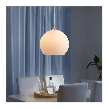 Ikea Lamp Shade White 7.5 for sale | eBay