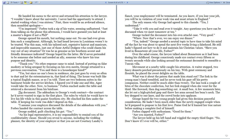 Nano Prep Draft Writing Vs Regular Writing