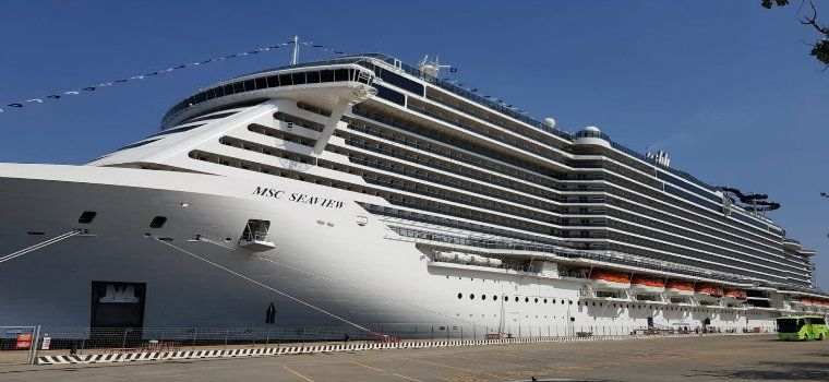 MSC Seaview: inside one of the most talked ships of 2018 ...