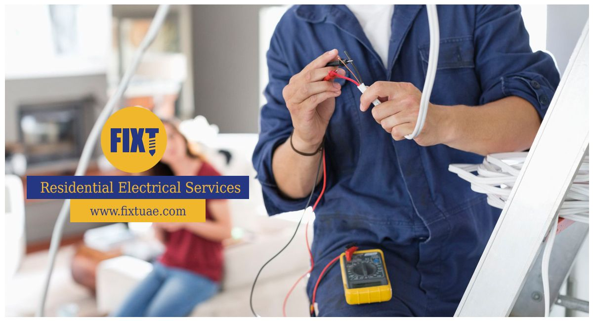 Electrical repairs whether you want to attend