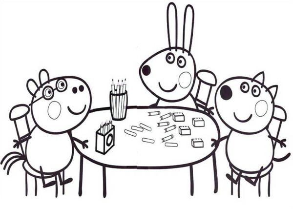 Friendship Coloring Pages | Pinterest | Friendship and Crafts