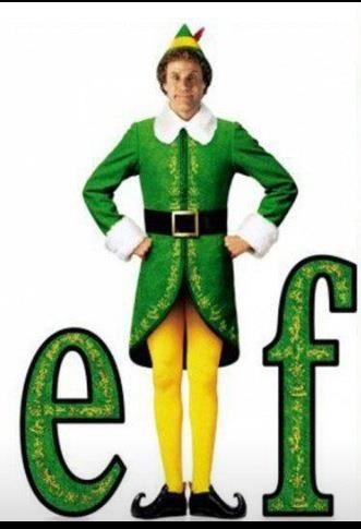 "Adding some favorite Christmas movies to  to Ava's ""Night Before Christmas"" gift.  Elf will be one of them! Christmas Movies: Have everyone bring their favorite christmas movie to watch"