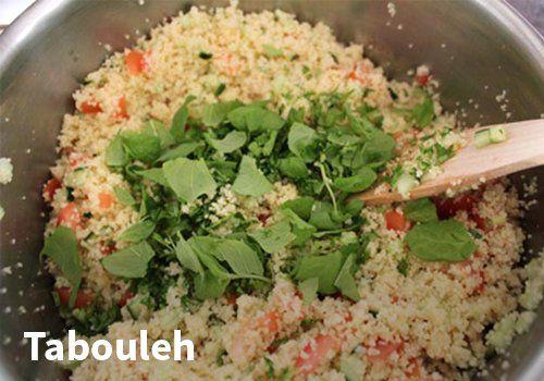 Tabouleh #kauppahalli24 #ruoka #resepti #tabouleh