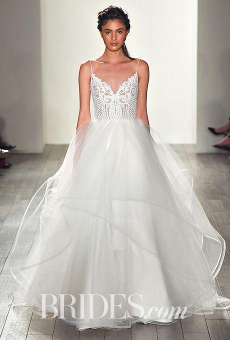 Brides blush by hayley paige wedding dresses fall 2017 for Hayley paige wedding dresses 2017