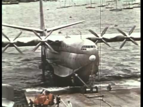 The Giants - flying boats - YouTube