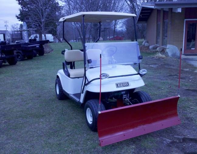 Snow Plow for E-Z-GO TXT it! | Products I | Pinterest ... Ezgo Golf Cart Plow on commercial golf carts, gas golf carts, custom golf carts, utility golf carts, solar panels for golf carts, used golf carts, john deere golf carts, luxury golf carts, hot golf carts, dodge golf carts, polaris golf carts, lifted golf carts, accessories golf carts, ebay golf carts, electric golf carts, concept golf carts, ezgo hunting carts, yamaha golf carts, honda golf carts, golf push carts,