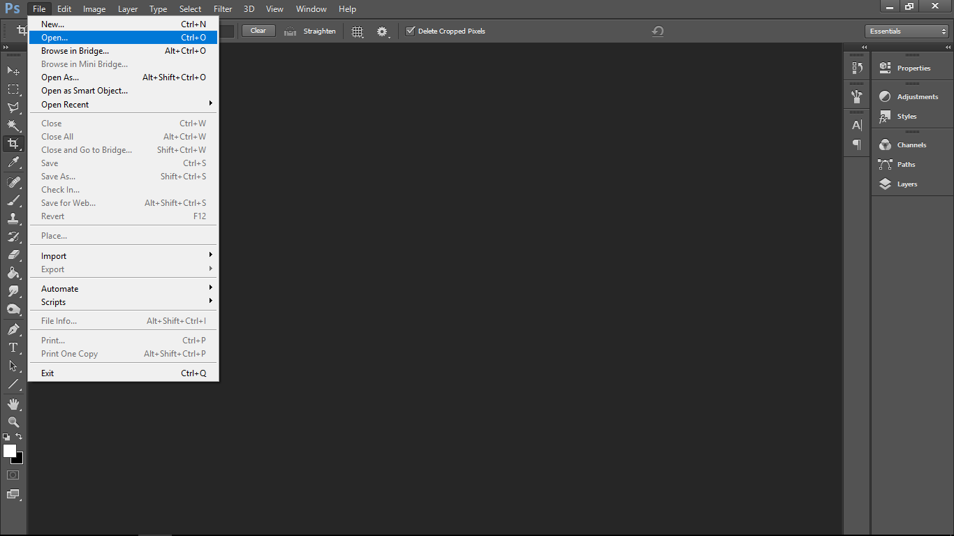 How To Batch Resize Photos In Photoshop In Only 2 Minutes