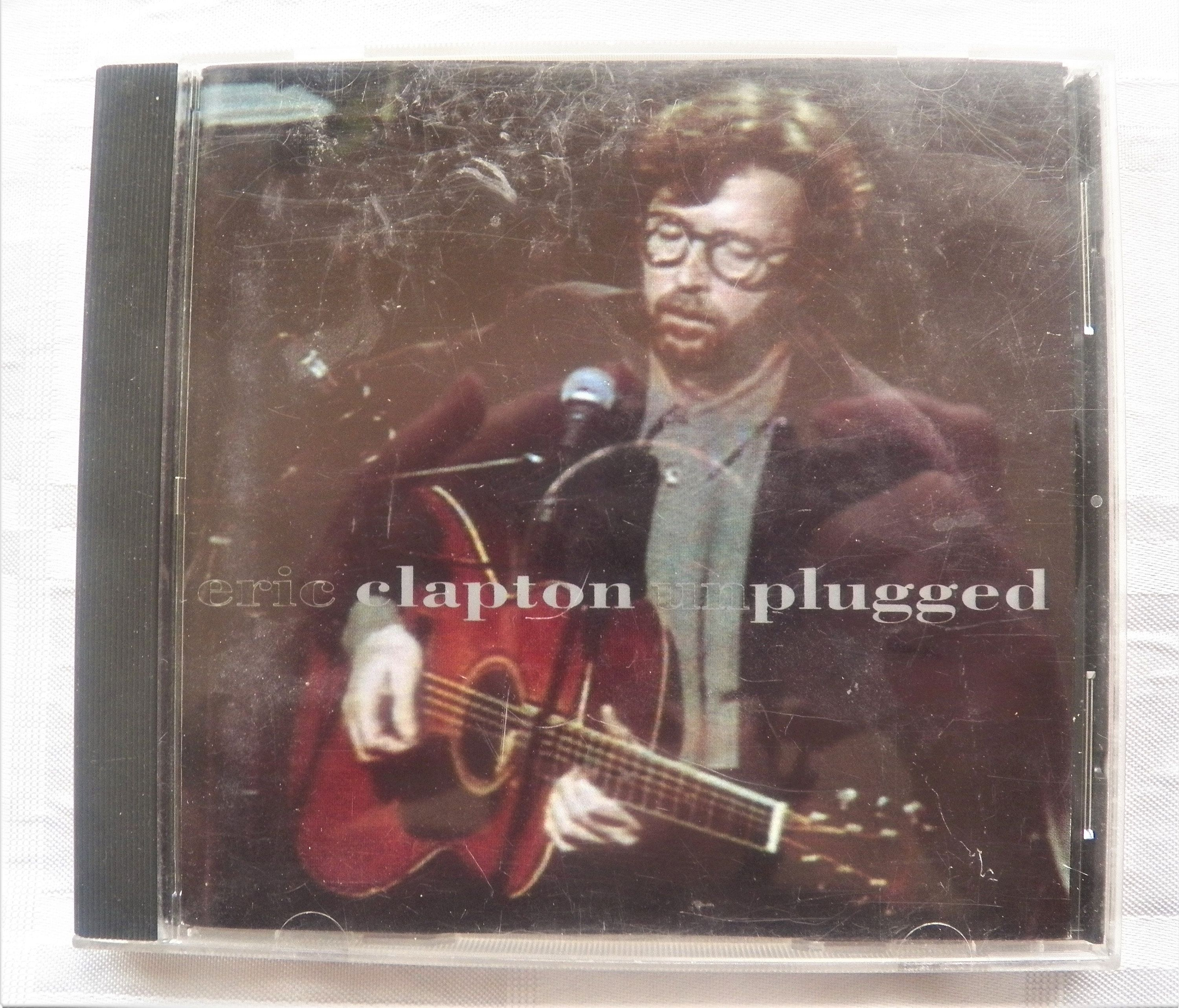 Eric Clapton Unplugged 1992 Music Cds Clapton Collectibles Vintagemusic Eric Clapton Eric Clapton Unplugged Tears In Heaven