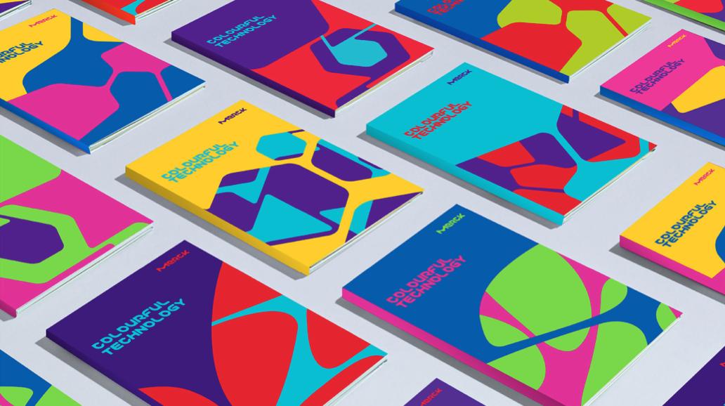 El Rediseno Merck Como Transformar Una Compania De Dentro Hacia Fuera Branding Design Logo Branding Design Brand Color Palette