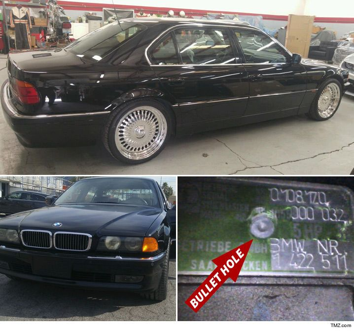 BMW Tupac was killed in for sale - $1.5 million. | Financial ...